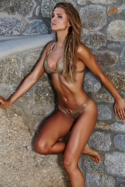 Golden Ring Bikini
